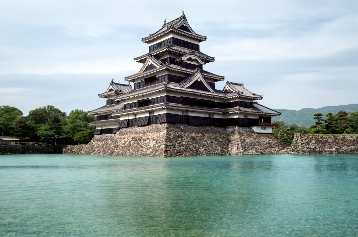 圧巻!!松本城